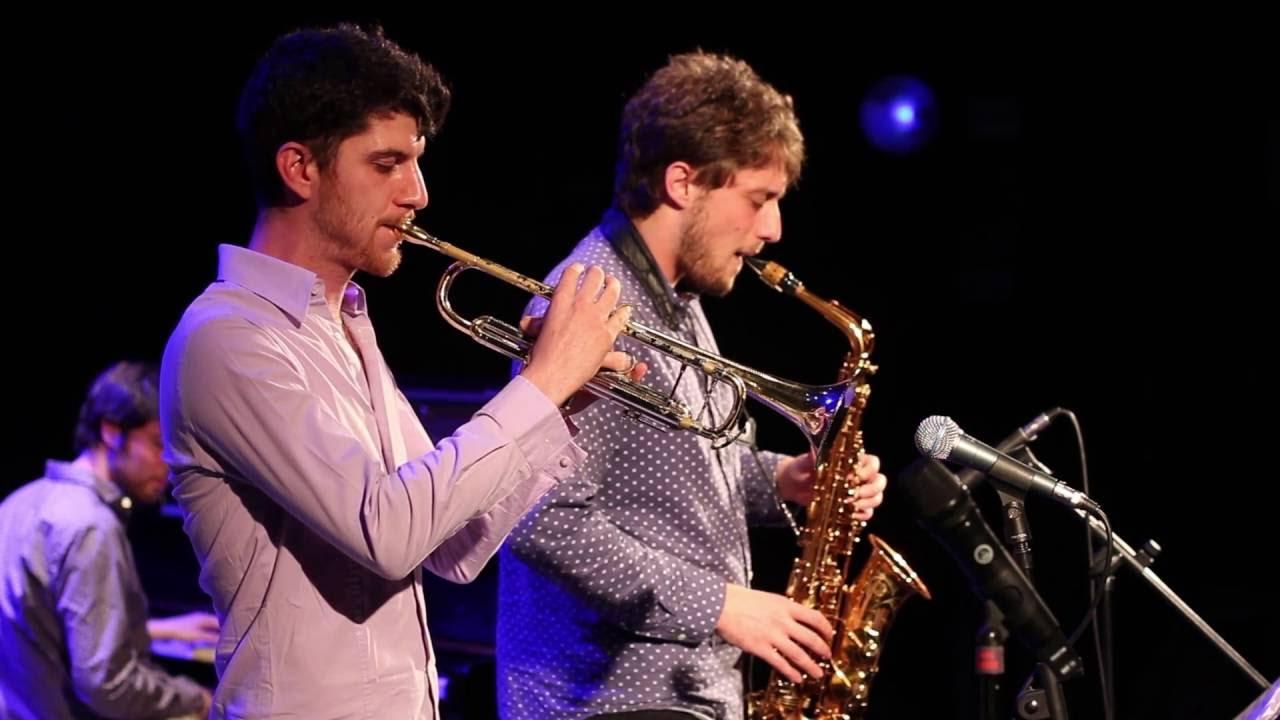 INTO THE QUASAR        Cosimo Boni Quintet