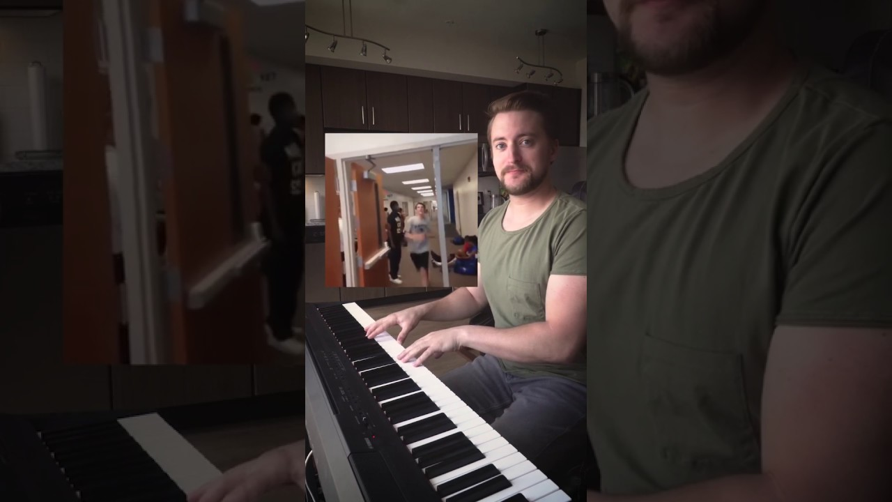 Kid Knocks Himself Out Piano Cover Youtube