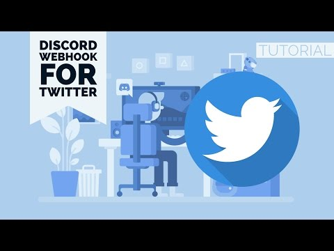 HOWTO | CREATE A DISCORD WEBHOOK FOR TWITTER | ENGLISH