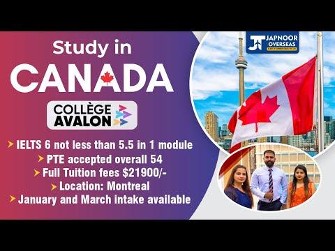 Study in Canada | Avalon College Montreal Study Abroad Tips | Japnoor Overseas | Monika Verma