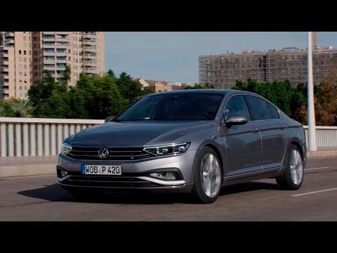 Novo VW Passat 2020: semi-autônomo e tecnológico - detalhes - www.car.blog.br