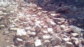 В пятиэтажке провалилась лестница(, 2014-03-11T10:08:56.000Z)