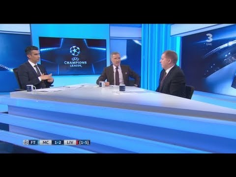 Man City 1-2 Liverpool Post Match Analysis Souness, Lennon
