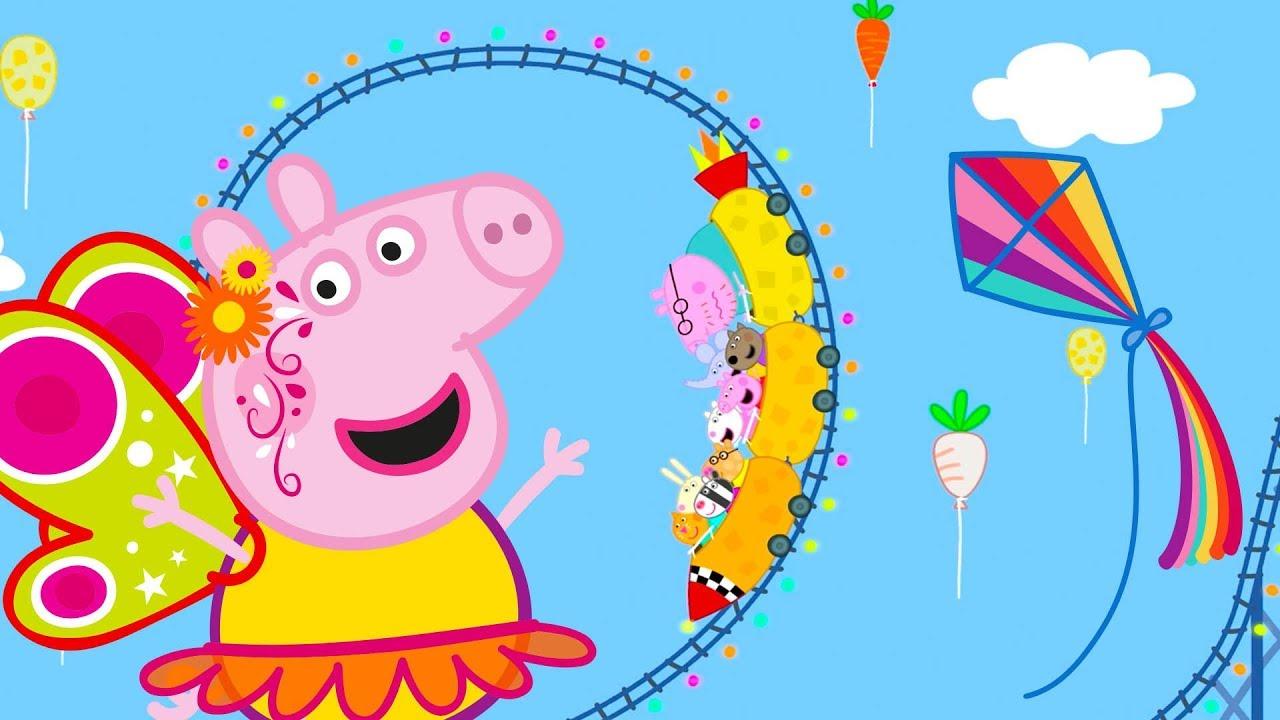 Ver Peppa Pig en Español Episodios completos 💚Carnaval de Peppa!💜 Pepa la cerdita en Español