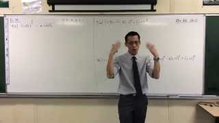 Separating Rational & Irrational Components in Binomial Expansion