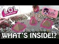 3 PYRAMIDS APPEARED IN OUR BACKYARD! L.O.L. Surprise Under Wraps INSIDE!? + A TREASURE MAP!!!