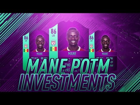 FIFA 18 - Forget about Mane POTM? BIG PROFIT POTENTIAL