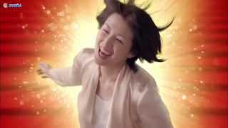 タケダ アリナミンA|吉瀬 美智子.