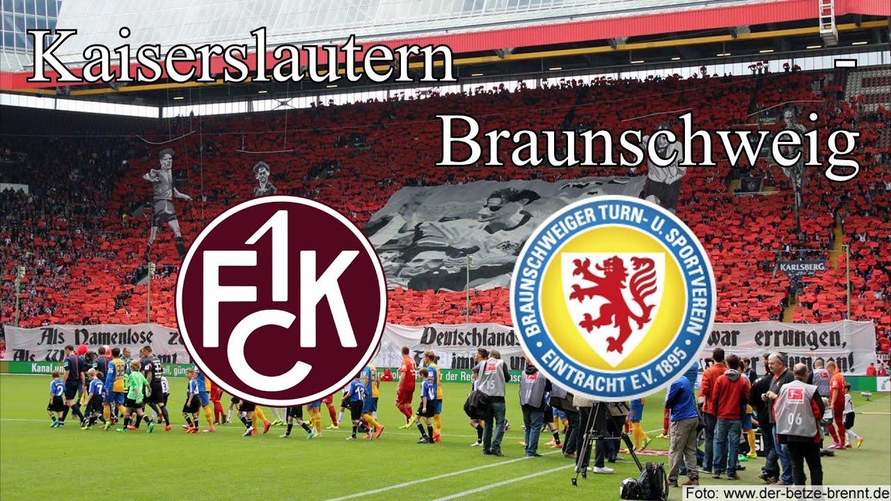 Braunschweig Kaiserslautern
