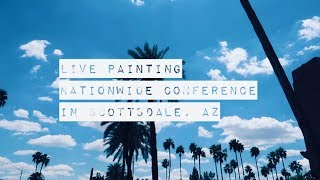 Paint Your Event: Nationwide Insurance in Scottsdale, AZ!