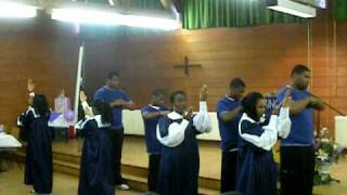 he saw the best in me by marvin sapp praise dance