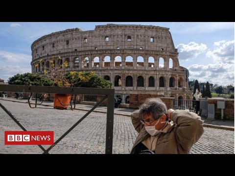Coronavirus:  Italy lifts restrictions after world's longest shutdown - BBC News