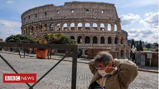 Coronavirus:  Italy lifts restrictions after world's longest shutdown - BBC News
