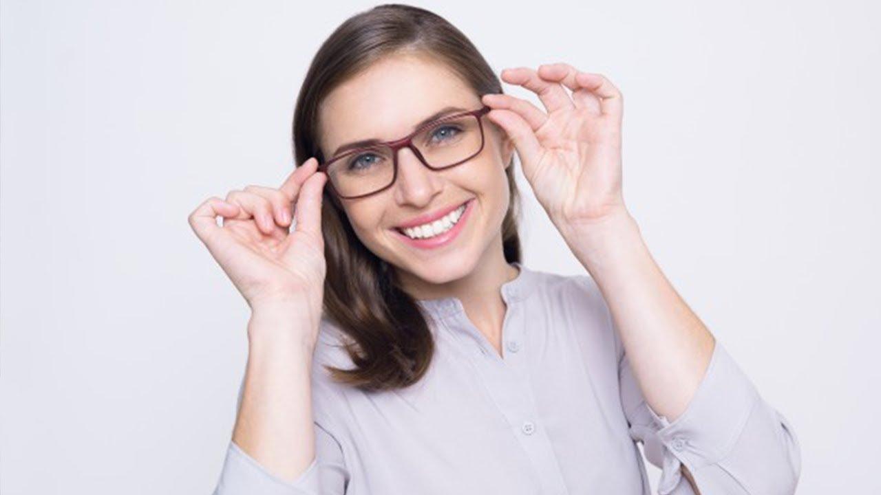 209421e2a تنظيف النظارة الطبية لتعود جديدة في دقيقة - YouTube