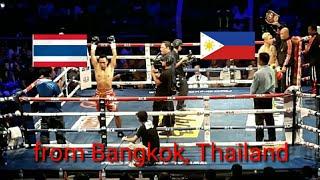 PINOY PRIDE 46: PAGARA vs SAWANGSODA (Aug. 17, 2019)