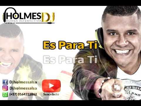 Feliz Me Siento / Gunda Merced / Video Liryc Letra / Holmes DJ