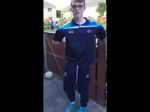 8fb090f3 Arms stuck in t shirt prank - YouTube