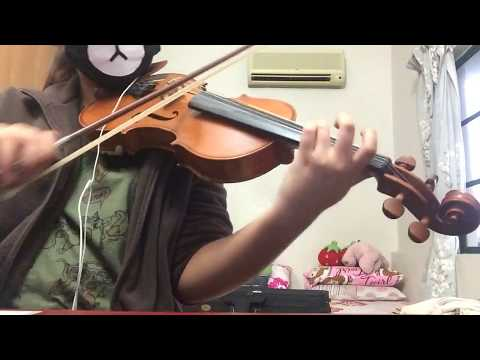 OVERLORD OP [OxT - Clattanoia] (VIOLIN COVER)