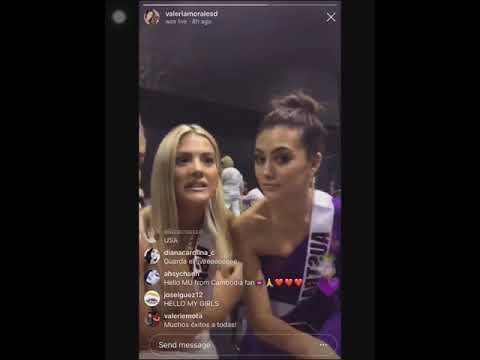 Miss USA Sarah Rose Summers slams Miss Cambodia for not speaking English
