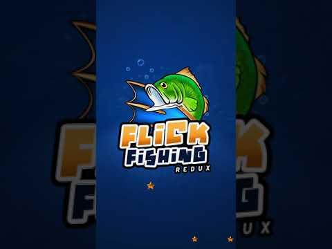 Flick Fishing - Mobile Gameplay #2 (iOS)