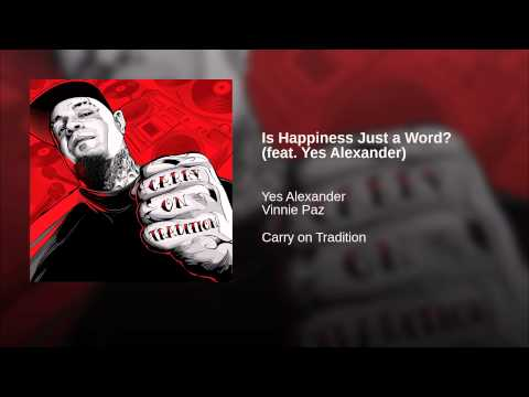 Is Happiness Just a Word? (feat. Yes Alexander)