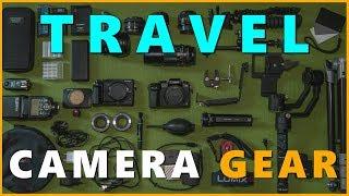 My travel CAMERA GEAR 2018 [MFT]