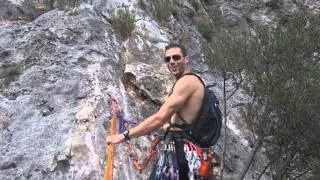 Rock Climbing Mallorca - Sa Gubia - Pitch no.6