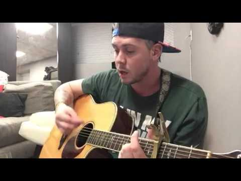 """Russell Dickerson """"Yours"""" Acoustic Cover"""
