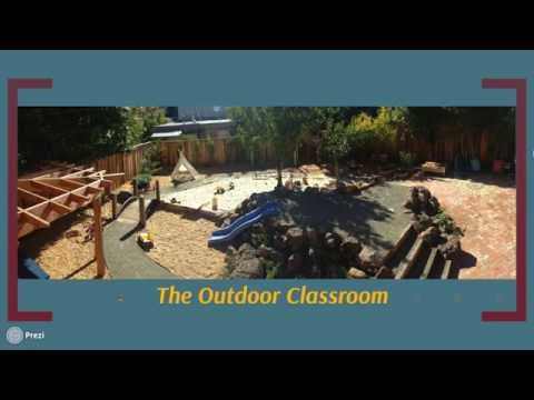 Risky Play and Creativity: Outdoor Classroom Design