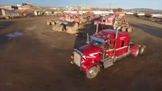 Sourdough Express - Alaska Trucking