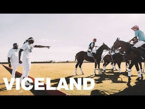 Rick Ross and 2 Chainz Live That Horse Life