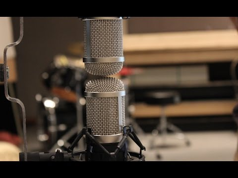 A Jazz Recording With a Pair Of DIY Ribbon Mics