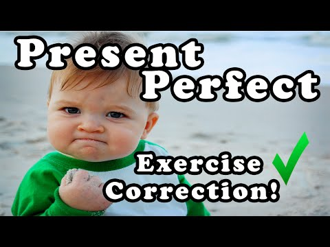present-perfect-past-simple-exercise--