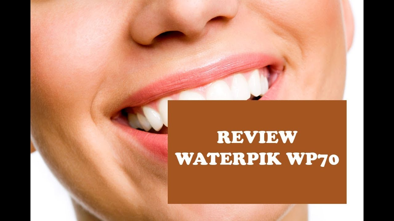 Irrigador Dental Waterpik Wp70 - Irrigador bucal clasico - YouTube f10241f6ce3c
