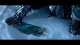 World of Warcraft - Wrath of the Lich King Cinematic Trailer [Better Quality]