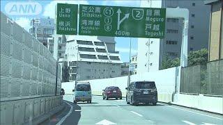 五輪期間1000円上乗せも「ロードプライシング」導入(19/08/27)