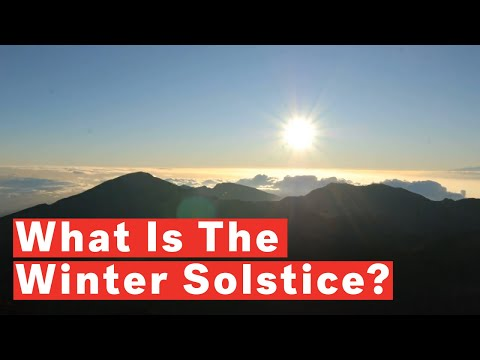 What Is The Winter Solstice?