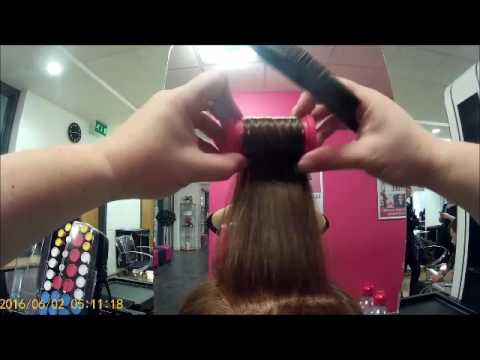 Frances Rippin Abingdon & Witney College Big 10 Heated Rollers #1