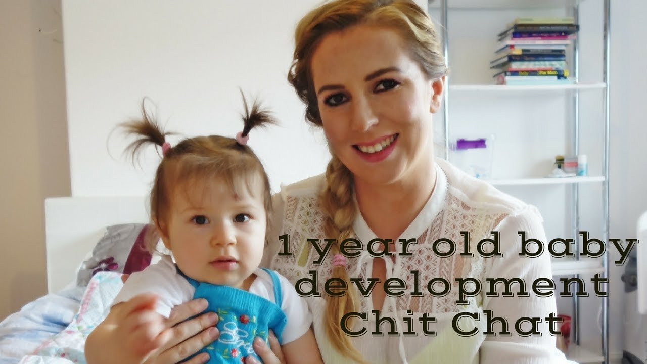 12 months old baby development - child development: your baby at 12 months  chit chat