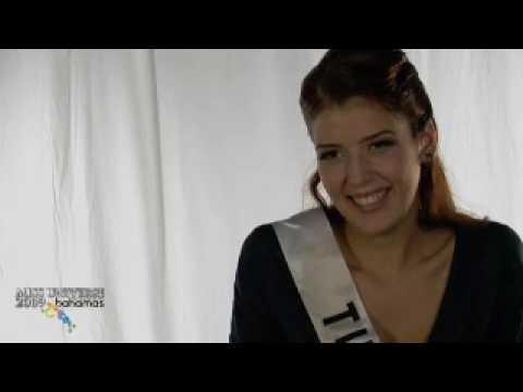 MISS TURKEY UNIVERSE 2009 INTERVIEW