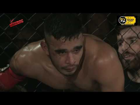 GTFP 8 - Golden Ticket Fight Promotions - George Tolley vs Abdul Choudhury