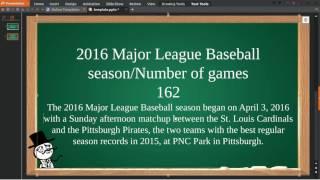 How Many Games In Mlb Season