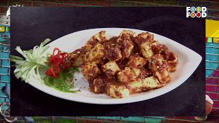 Jhatpat Paneer In Peanut Butter Sauce | Turban Tadka | Chef Harpal Singh | FoodFood