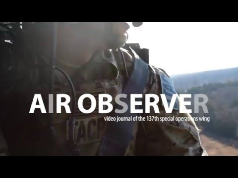 Air Observer Video Journal