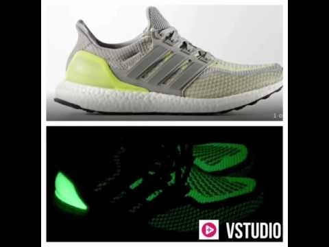 66cc43cd565 Glow in the dark Adidas Ultra Boost
