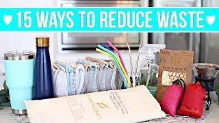15-easy-ways-to-reduce-waste-zero-waste-for-beginners