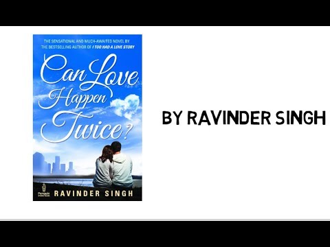 Ravinder Singh I Too Had A Love Story Pdf