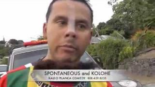 FAVORITE HAWAIIAN COMEDIAN KALEO PILANCA ENTERTAINMENT
