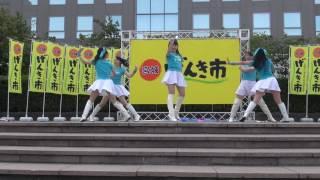 2017.5.3 宮城げんき市 ほや祭り みちのく仙台ORI☆姫隊 第2部 愛のミラ...