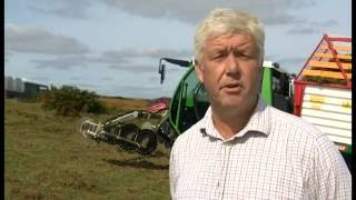 Schiltrac EUROTRANS in UK - Bracken for Biofuel